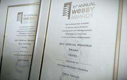 2012 Webby Award Honoree