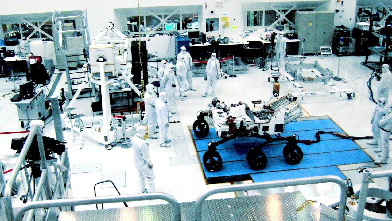 Freeborn World Premiere & NASA Visit