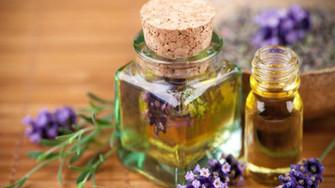 Préparez vous même votre huile de massage anti-douleur et tonifiante !