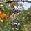 Thumbnail: Citrine crystal earrings