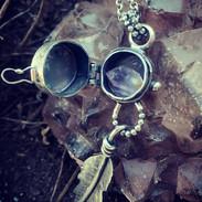 Treasure keeper locket
