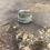 Thumbnail: All silver spinner ring