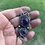 Thumbnail: Love by the moon amethyst pendant