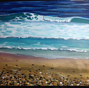Little painting of Shelly beach .jpg