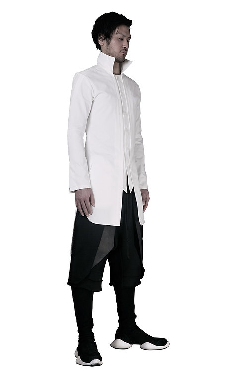 White long shirts