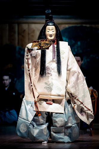 Inspiration of Noh.