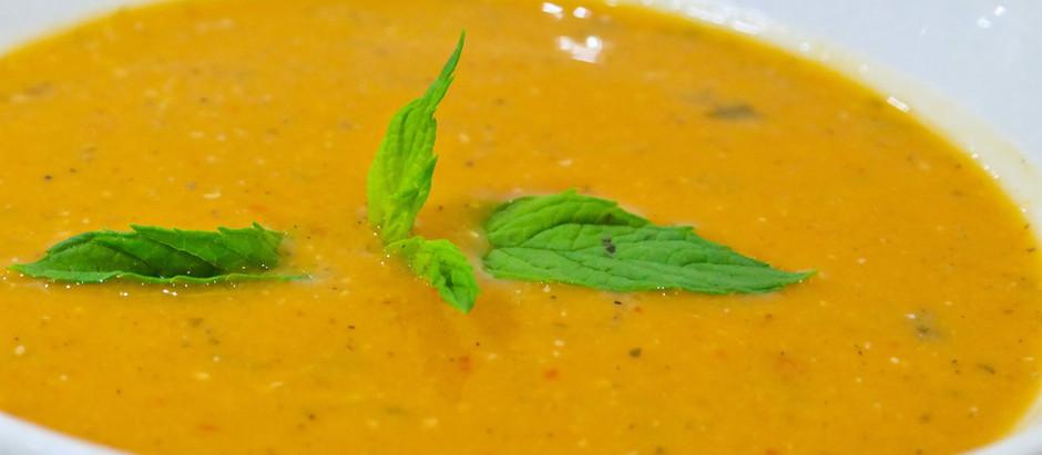 Mercimek çorbası (Turkish Lentil soup)