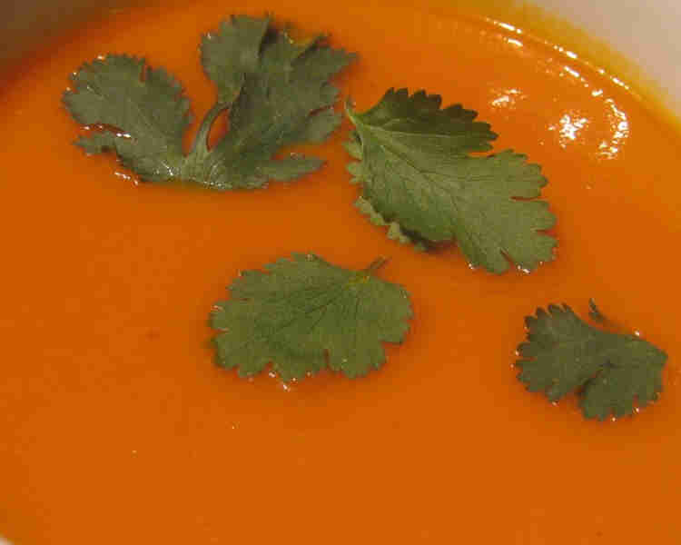 Tomato and Parsnip Soup Recipe