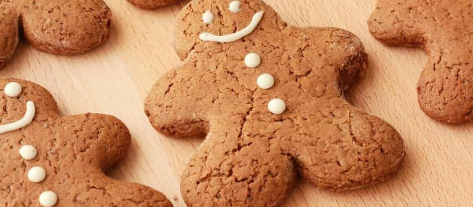 The Only Gingerbread Cookie Recipe You'll Ever Need