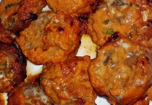 Tandoori Mushrooms Recipe