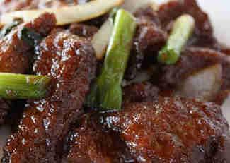 Mongolian Crispy Beef