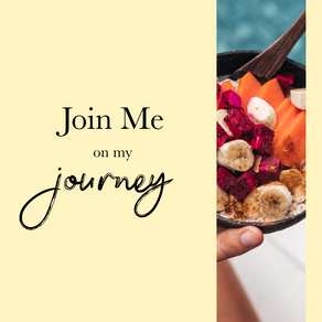 Join Me On My Journey