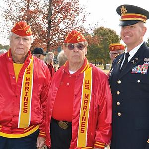 Veterans Day Ceremonies