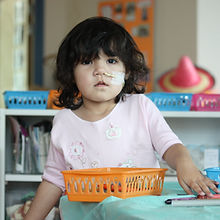 Middlemore Foundation helps sick child from Middlemore Hospital