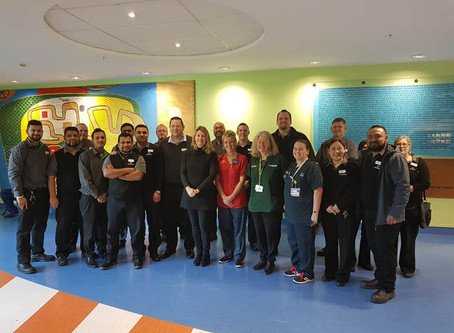 Countdown Kids Hospital Appeal 2018 Supporting Kidz First Neonatal Care