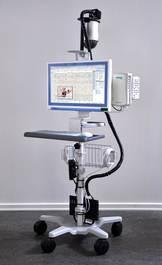Nicolet EEG monitor