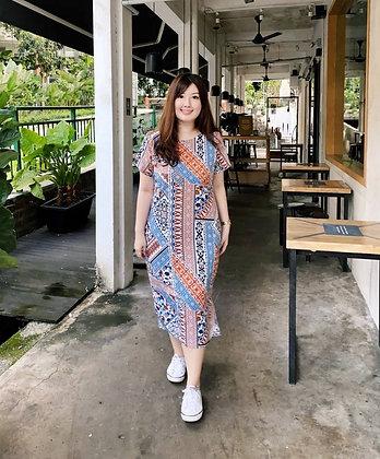 Reyah Midi Dress
