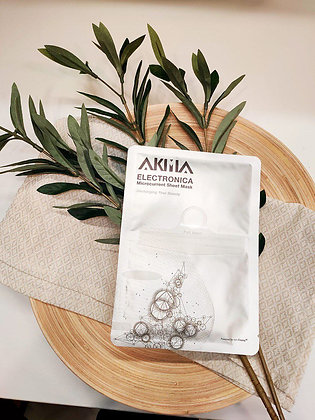 Akimia Microcurrent Sheet Mask - Bundle of 3