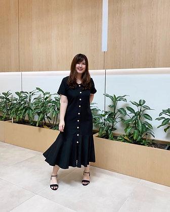 Celine Dress in Black