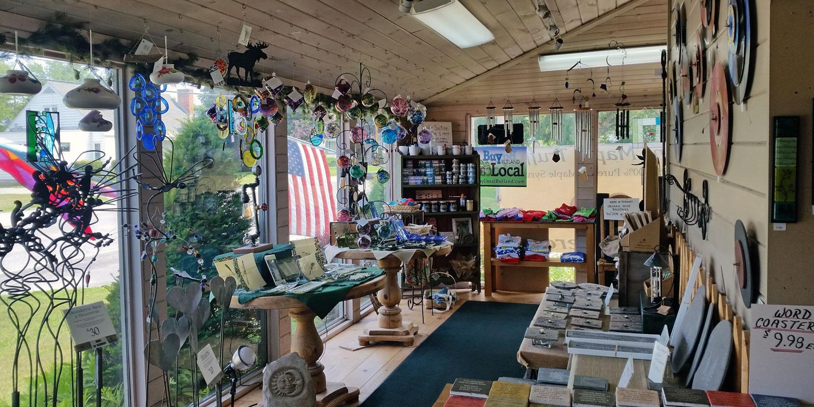 Truly Unique Gift Shop Rutland VT