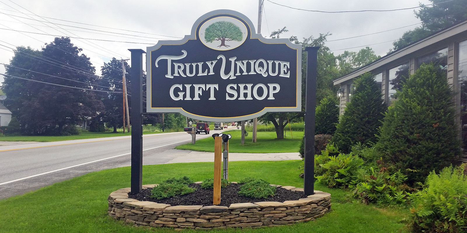 Truly Unique Gift Shop Rutland VT