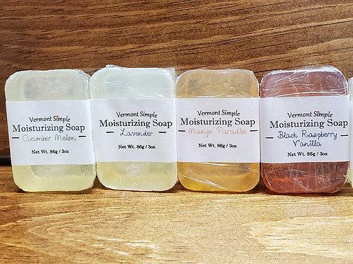 Vermont Simple Moisturizing Soap