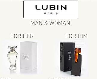 LUBIN paris parfum perfume
