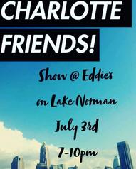 Eddie's Show Poster