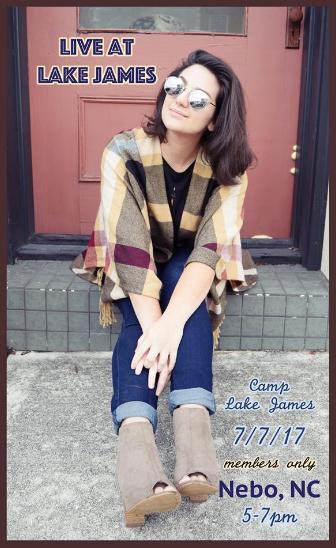 Camp Lake James Poster