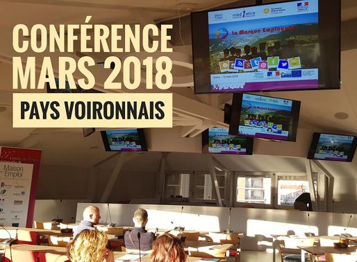 Conférence Marque Employeur Pays Voironnais