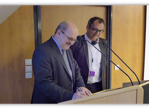 Signature d'une convention avec la CPME 73