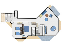 Coolum Apartment Accommodation F