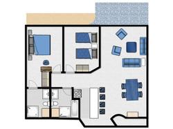 Coolum Caprice Floor Plan Column C