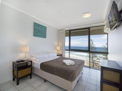 Main Bedroom with view