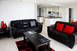 Entertaining and Living area