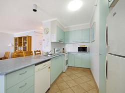 Plenty of cupboard space