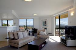 Double balconies