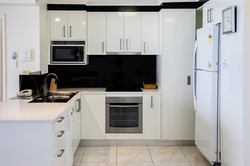 Fully self contained modern kitchens