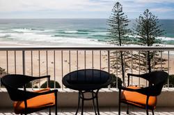 Absolute Beachfront Luxury Apartment