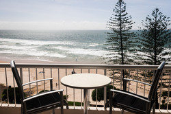 Centrally located Ocean View Rooms