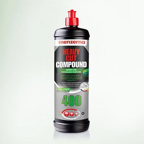 Heavy Cut Compound 400 (Green Line) (250ml / 1kg)