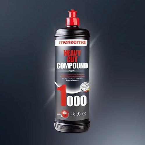 HEAVY CUT COMPOUND 1000 (250ml / 1L)