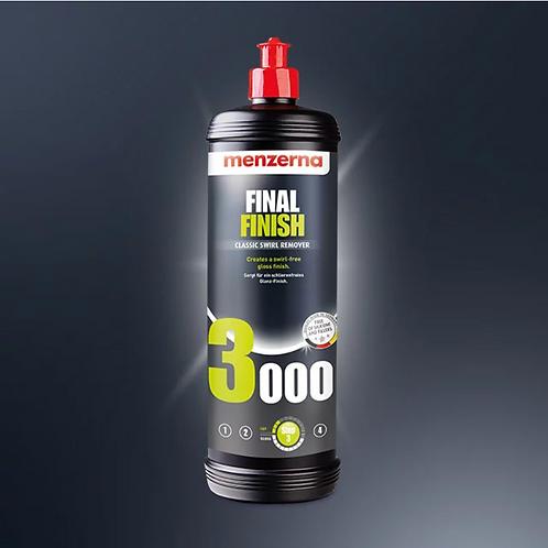 FINAL FINISH 3000 (250ml / 1L)