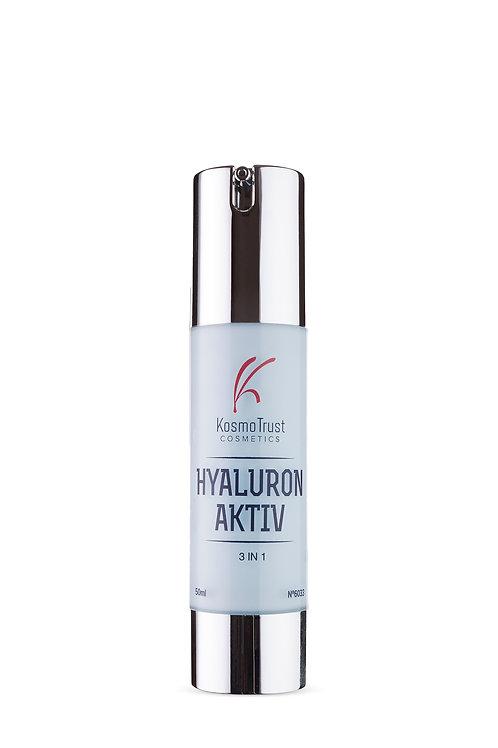 Hyaluron Aktiv 3 IN 1 / Крем с тремя видами гиалуроновой кислоты
