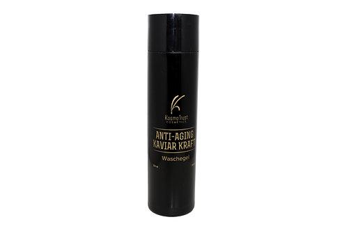 ANTI-AGING KAVIAR KRAFT Waschegel // Гель для умывания с экстрактом черной икры