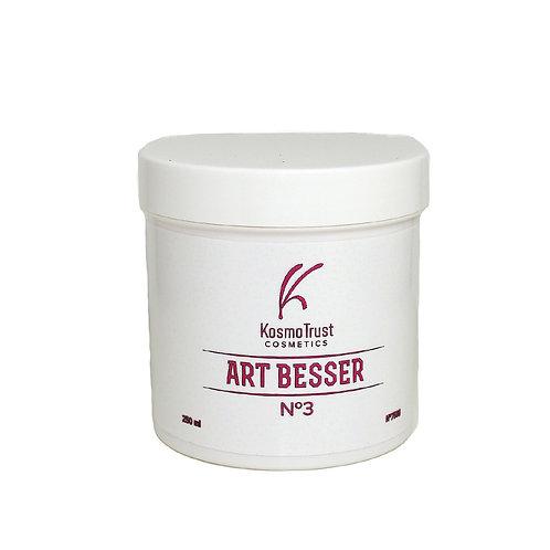 ART BESSER №3 //Пост пилинг