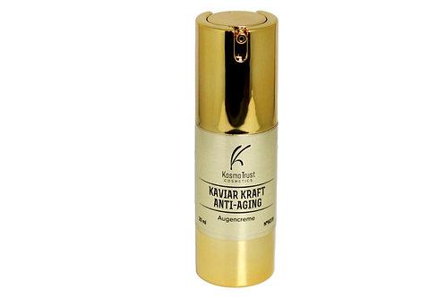 KAVIAR KRAFT ANTI-AGING // Крем для век с экстрактом черной икры и золотом