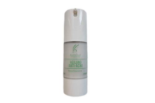 HEILUNG ANTI-ACNE Gesichtscreme // Крем для лица анти-акне лечебный