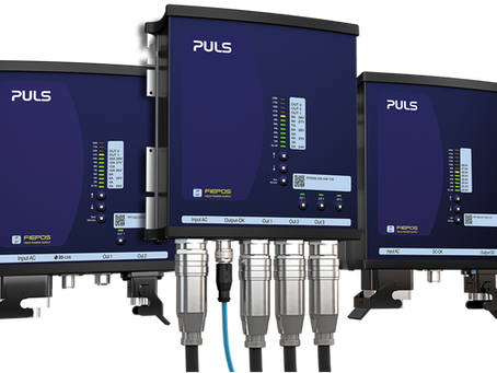 PULS FIEPOS - Decentralized Field Power Supplies