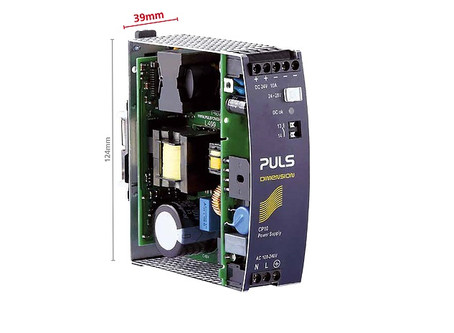 PULS CP10 - The 39mm Wide 10A 240W Power Supply